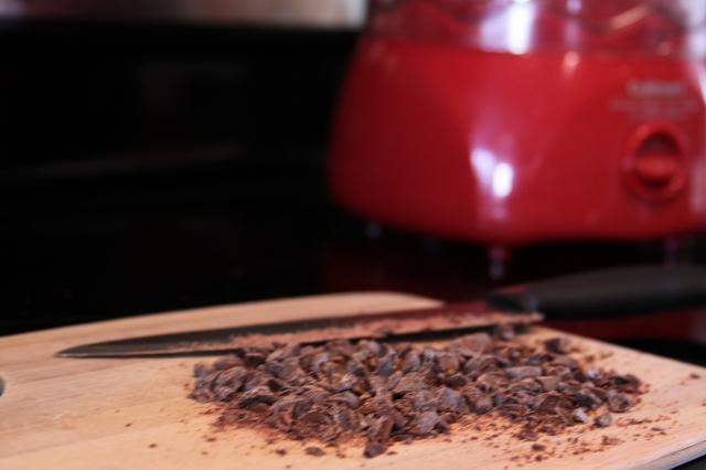 mmmmmm..... chocolate.