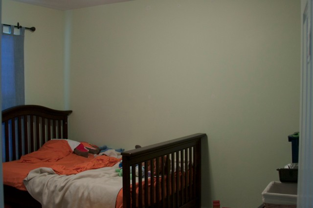 "Toddler Room ""Before"""
